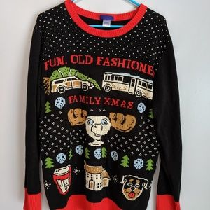 Ugly Christmas Sweater! National Lampoon's